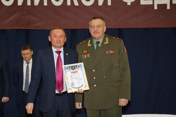 В Самаре состоялись торжества, посвященные Дню Национальной гвардии Российской Федерации