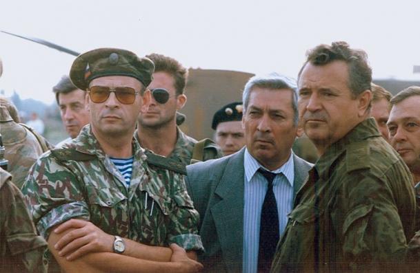 Открытие Памятной доски  генерал-полковнику Анатолию Александровичу Романову