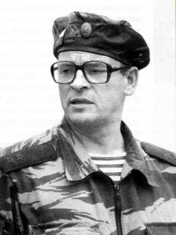 Ученики кадетского училища посвятили стихотворения генерал-полковнику Романову А.А.